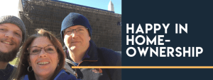 Happy in Homeownership