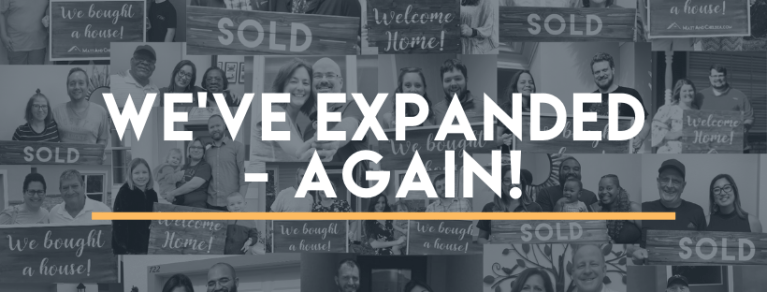 We've Expanded Our Office – Again!