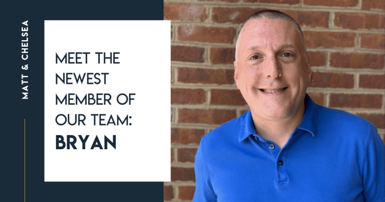Meet the Newest Member of Our Team: Bryan!