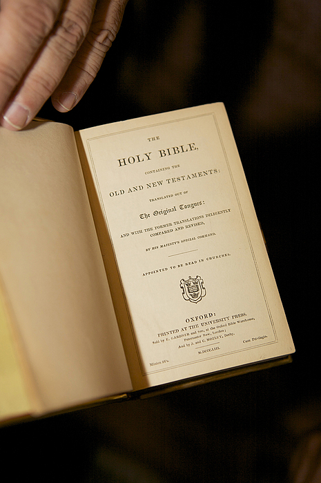 The Lincoln Inaugural Bible