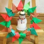 クリスマスリースの手作り!ぶきっちょママも子供と簡単に!