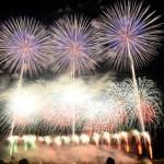 六郷多摩川花火大会2016年8月15日19時30分打上【大田区花火の祭典】