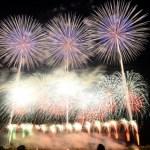 中止!六郷多摩川花火大会2019年8月15日19時30分打上の穴場は?【大田区花火の祭典】