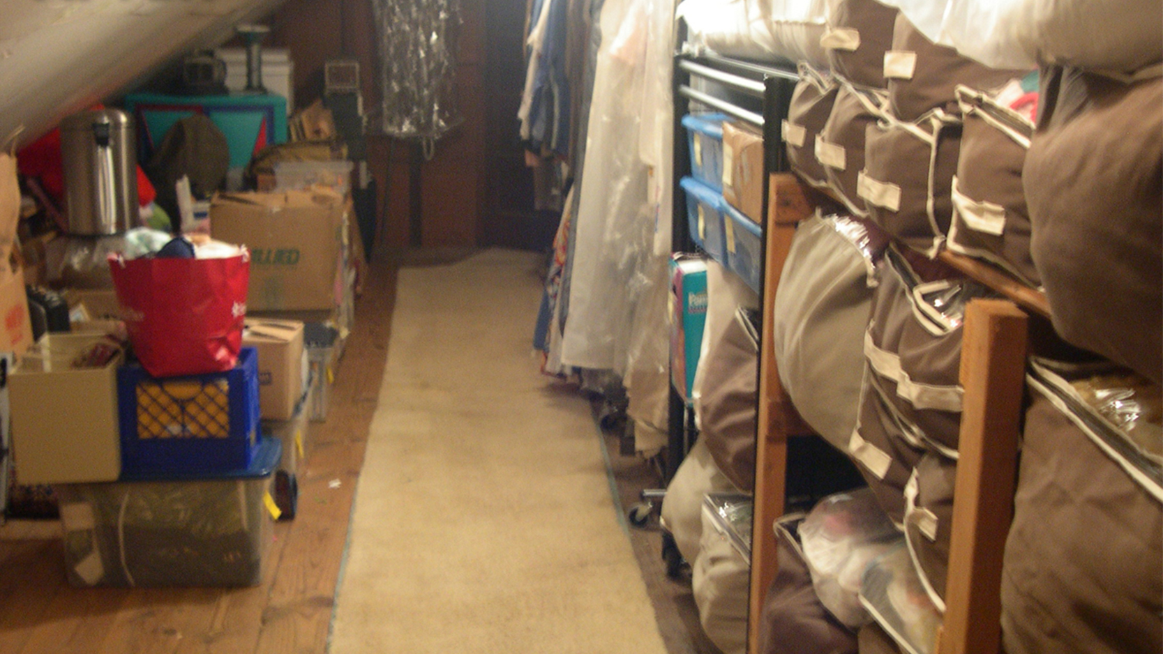 Are You Dreading That Trip Back Up To The Attic, To Return Your Holiday  Decorations? Maybe Itu0027s Time To Rethink Your Attic Organization Systems.