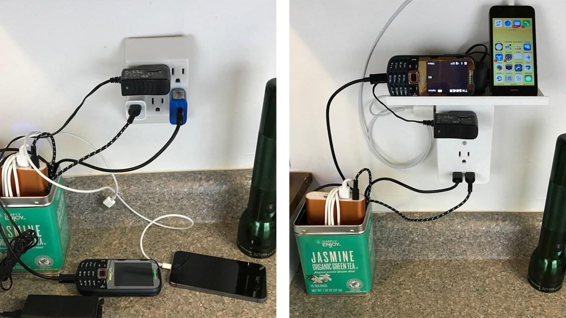 Image result for socket shelf