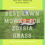 Best Lawn Mower For Zoysia Grass