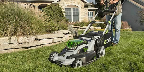 EGO Power+ 20-Inch 56-Volt Lithium-ion Battery-powered Lawn Mower