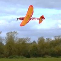 3Doodler Plane -2nd Flight