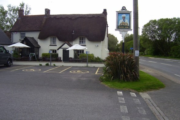 Bakers Arms 1