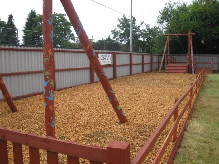 Fernheath Play area