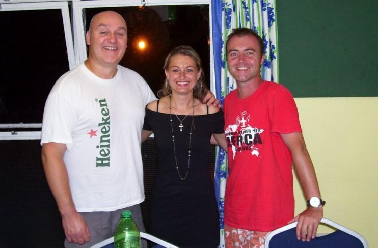 Nick, Lenka & Antony