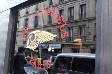 Hells Angels HQ in Sri Lanka town.