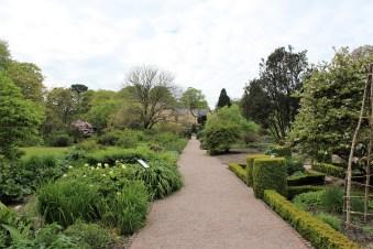 Formal gardens were quite stunning.