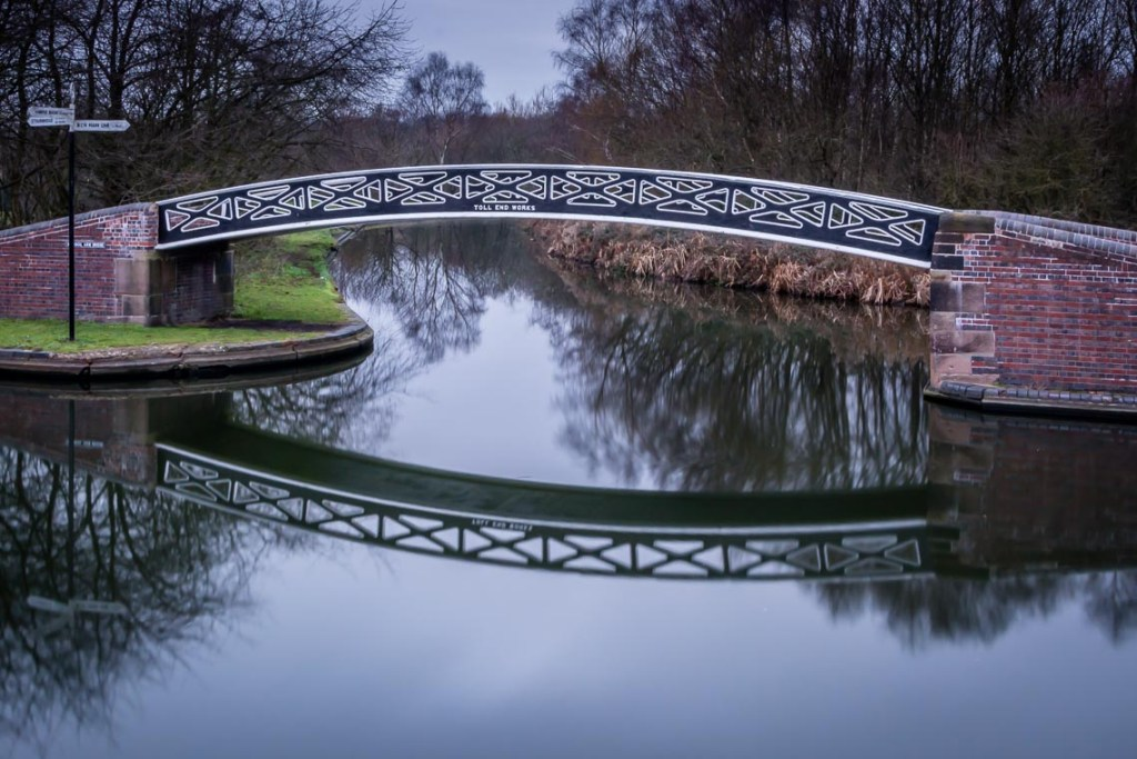 Toll End Works Bridge
