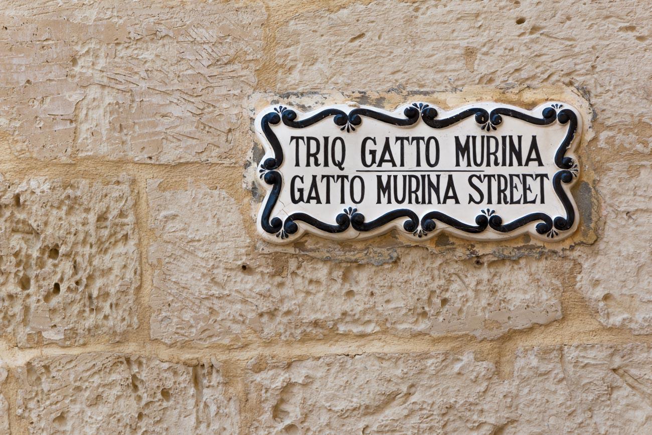 Triq Gatto Murina Malta