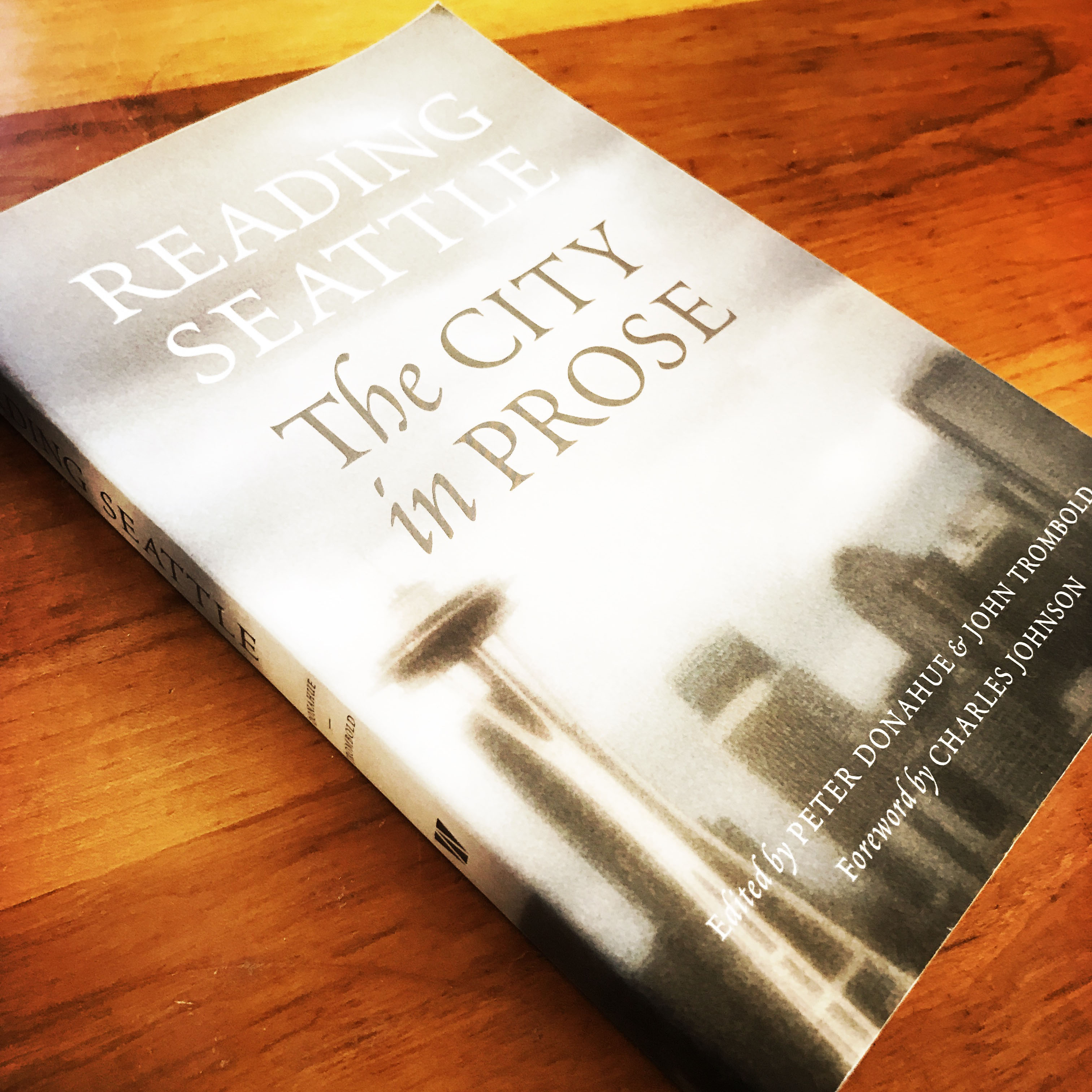 Reading Seattle: The City in Prose