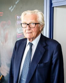 Visit by Michael Heseltine to Discovery Park, Sandwich.
