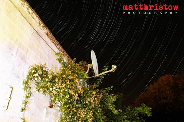 Startrails in France | Professional Photographer Matt Bristow