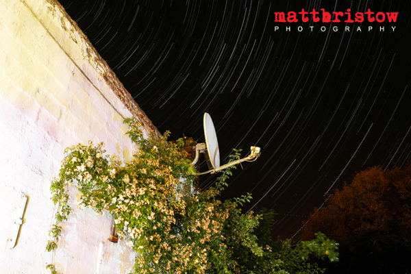 Startrails in France | Professional Photographer Matt Bristow