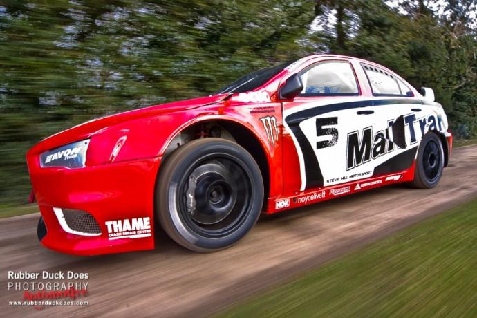 Rallycross Super car | Rig Shot for Japanese Performance