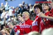 Barclays ATP World Finals 2013 at London's O2 Arena. Group B sin