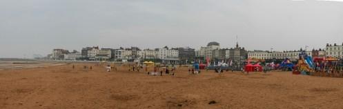 Volley Ball England Beach Volley Ball Finals. Margate, Kent