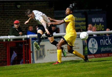 Dover Athletic V Bromely FC