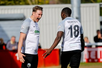 Dover Athletic v Torquay United
