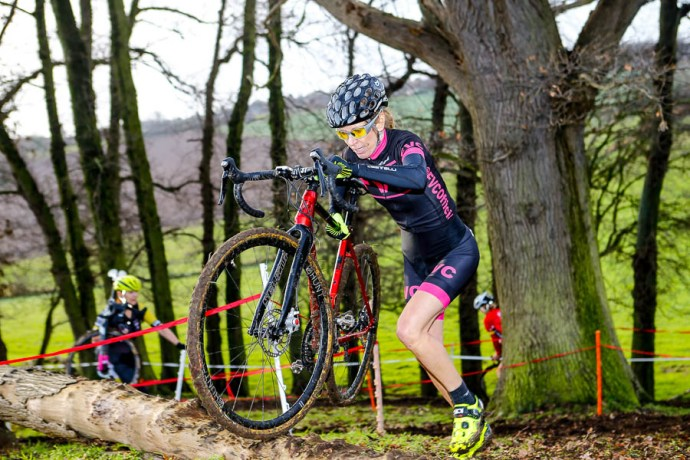 East Kent Cyclocross - On a Hill in Sunny Kent for round 4