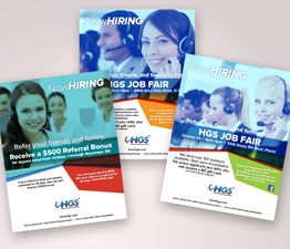 Recruiting Job Fair Flyers