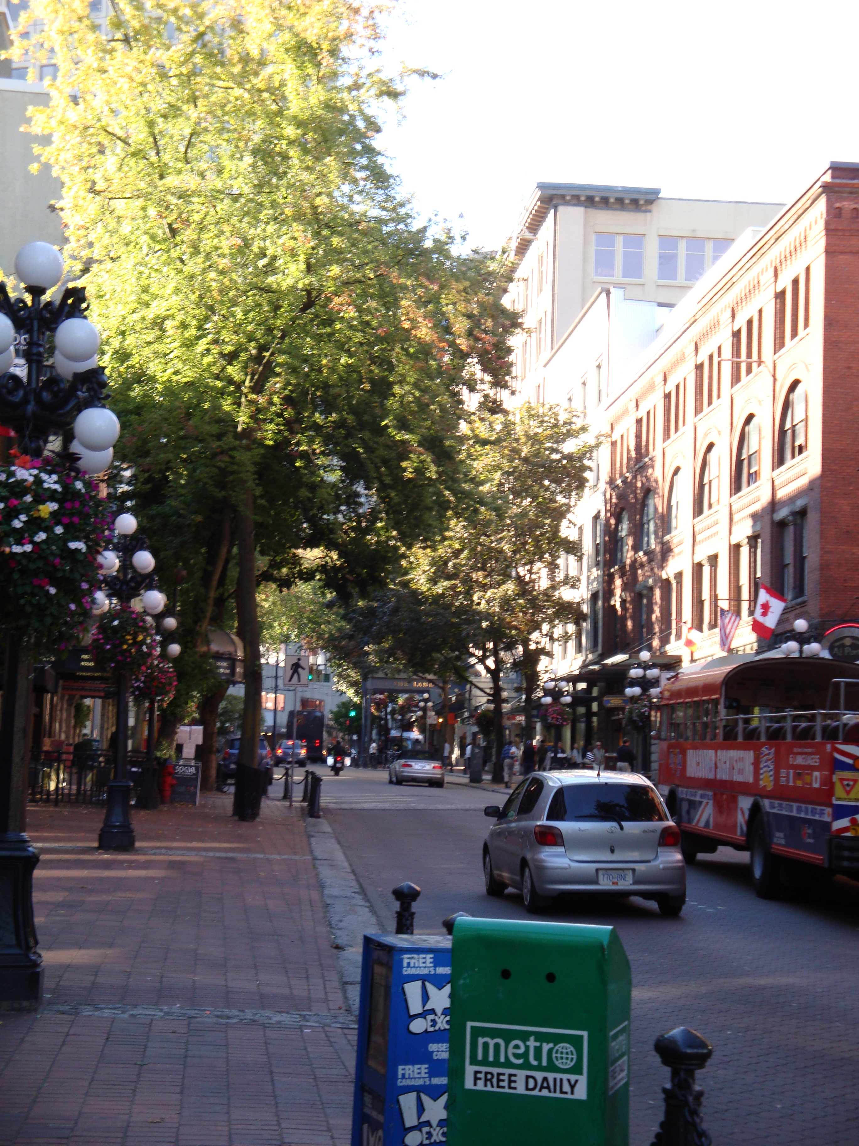 Charming, Historic, and Wealthy Gastown