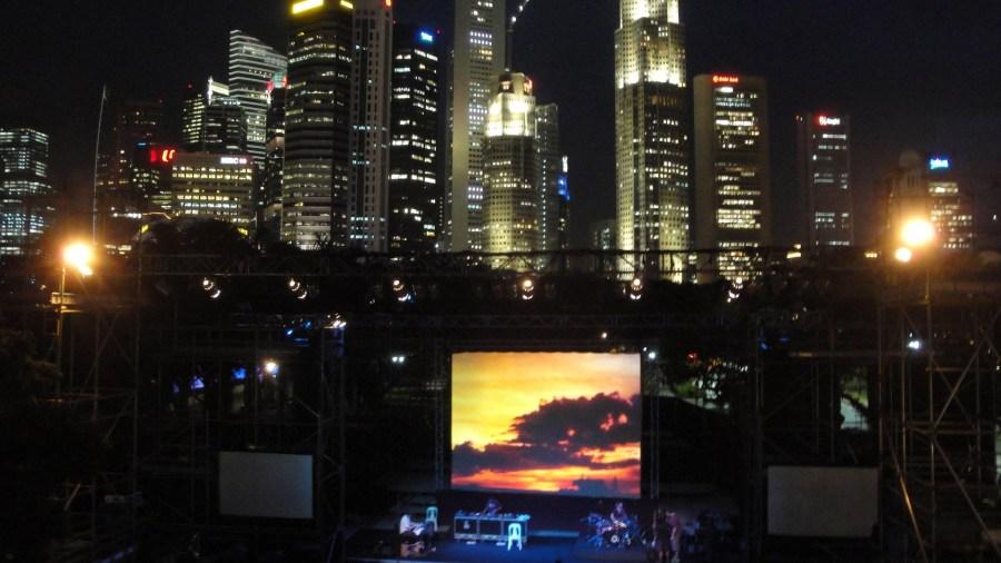Mother India 21st Century Remix, Singapore