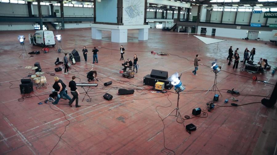 Suzerain Filming in Genoa