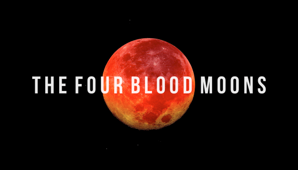 The Four Blood Moons - Matt Cote