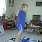 Dancing Aiden