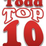 The 2012 Todd Top Ten