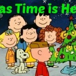 My Ultimate Christmas Playlist: Christmas Time is Here