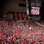 Middle school, court storming, and the Grumpy Old Man