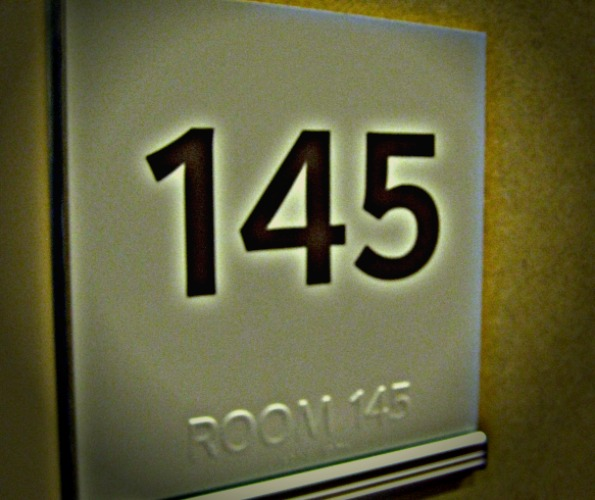 Room 145 at Indy PopCon 2014