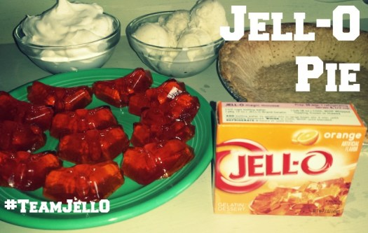Jell-O Pie #TeamJello