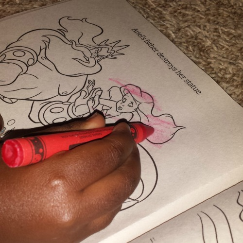 Creative Coloring #DisneyBeauties