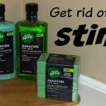 Get rid of your stink with Irish Spring Signature for Men