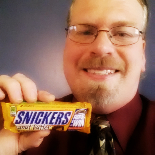 SNICKERS® saves the day #WhenImHungry #ad