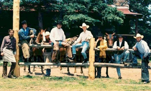 Beaubien Staff Picture 1995