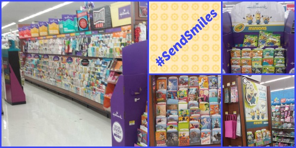 #SendSmiles Walmart Collage
