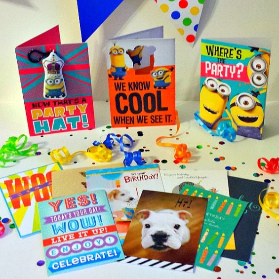 Stock up on cards at Walmart #SendSmiles