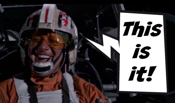 This is it - Star Wars: The Force Awakens tickets are available now!