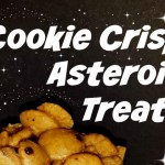 These Cookie Crisp Asteroid Treats are out of this world!