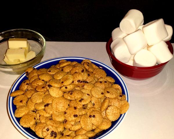Cookie Crisp Asteroid Treats Ingredients #FoodAwakens