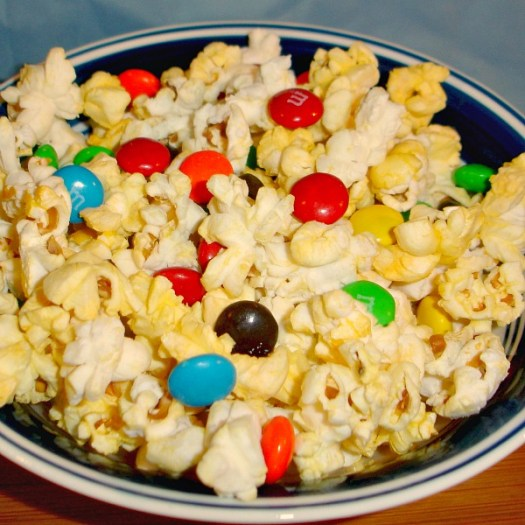 MMs Popcorn